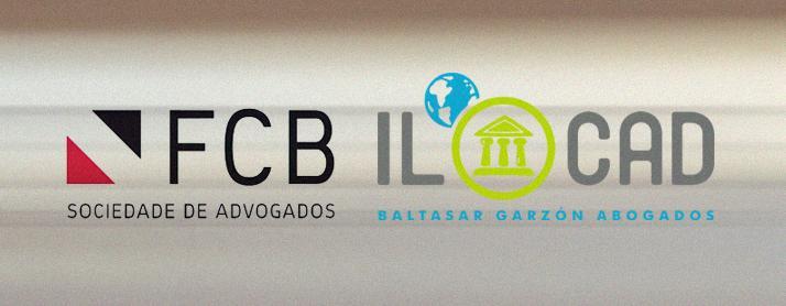 Acuerdo colaboración ILOCAD - FCB Sociedade de Advogados