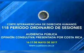 Derecho al Asilo: Baltasar Garzón interviene en la La Comisión Interamericana de Derechos Humanos